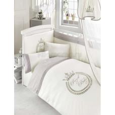 Комплект постельного белья Bebe Luvicci Little King (3 предмета)