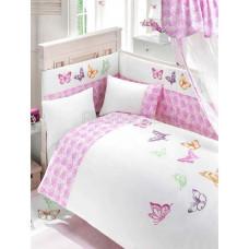 Комплект постельного белья Bebe Luvicci Little Wings (3 предмета)