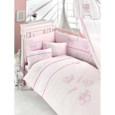 Комплект постельного белья Bebe Luvicci My Kitty (3 предмета)