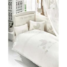 Комплект постельного белья Bebe Luvicci My Sweet Baby (3 предмета)