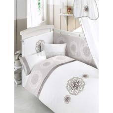 Комплект постельного белья Bebe Luvicci Royal (3 предмета)