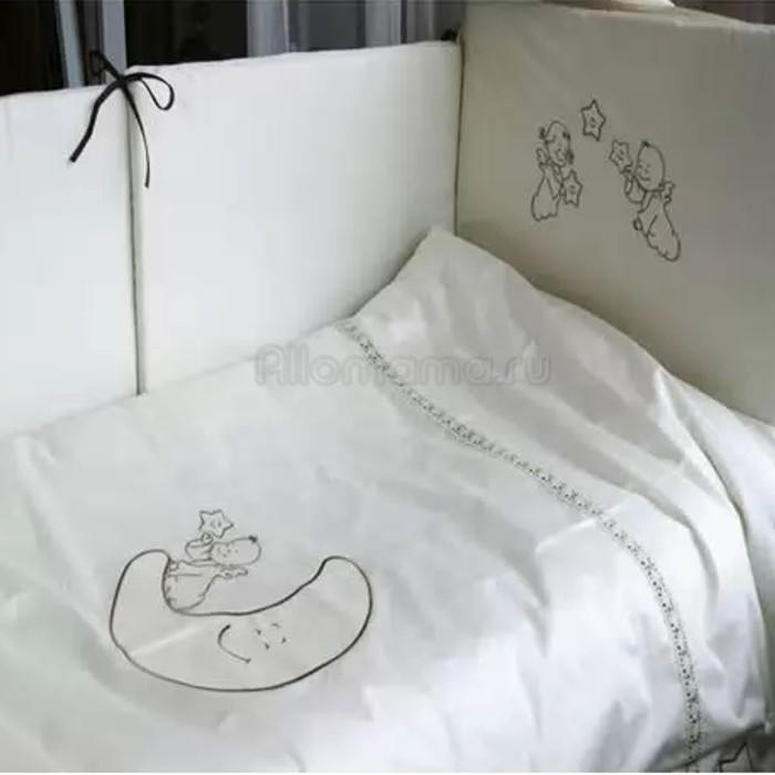 Борт в кроватку MAKKARONI KIDS Волшебная сказка 125x65