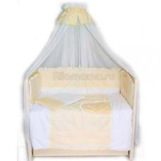 Комплект в кроватку Бомбус Кроха 7 предметов