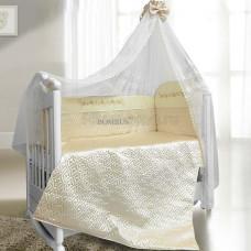 Комплект в кроватку Бомбус Мила 7 предметов