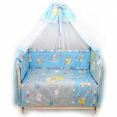 Комплект в кроватку Бомбус Павлуша 8 предметов