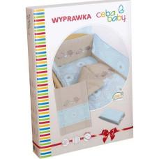 Комплект белья с аксессуарами CEBA BABY Layette
