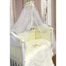Комплект в кроватку LABEILLEBABY Абэль 7 предметов