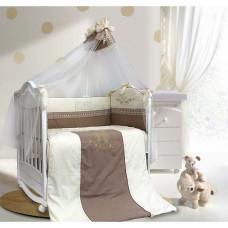 Комплект в кроватку LABEILLEBABY Arabella 7 предметов