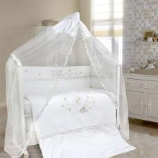 Комплект в кроватку LABEILLEBABY Малышок 7 предметов