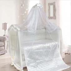 Комплект в кроватку LABEILLEBABY Мила 6 предметов