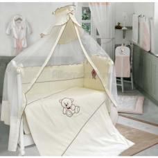 Комплект в кроватку LABEILLEBABY Праздничный 7 предметов