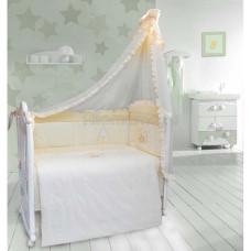 Комплект в кроватку LABEILLEBABY Светик 7 предметов