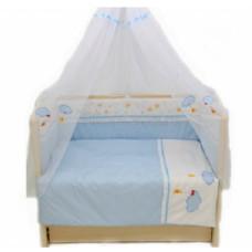 Комплект в кроватку LABEILLEBABY Звездочка 7 предметов