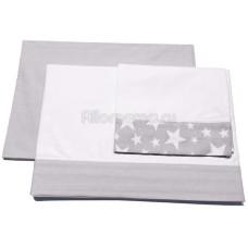 Постельное белье для мини-кроватки 76х60 MICUNA Harmony Etnico TX-1686