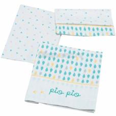 Постельное белье MICUNA Pio-Pio 3 предмета 120х60 TX-821