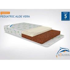 Детский матрас Афалина Pediatric Aloe Vera 120x60 см