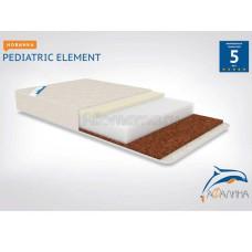 Детский матрас Афалина Pediatric Element 120x60 см (латекс, кокос)