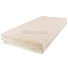 Детский матрас класса Люкс BabySleep BioForm Cotton 120x60 см