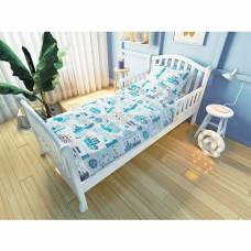 Комплект для подростковой кровати NUOVITA Кораблики