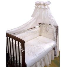 Комплект в кроватку Золотой гусь Бэби-элит 8 предметов