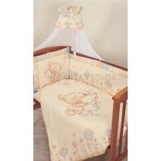 Комплект в кроватку Золотой гусь Mika 7 предметов