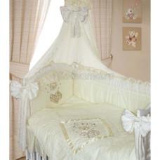 Комплект в кроватку Золотой гусь Рафаэлло 10 предметов