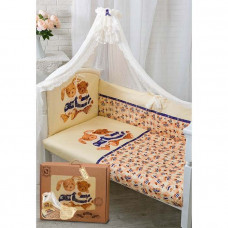 Комплект в кроватку Золотой гусь Умки