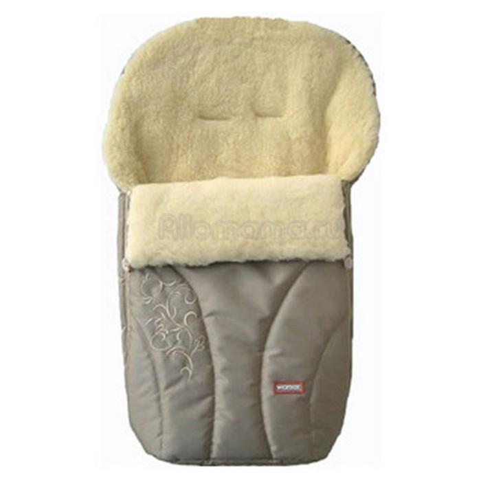 Спальный мешок в коляску WOMAR Snowflake